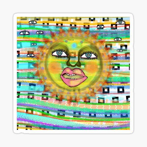 Summer Sun Dream Sticker