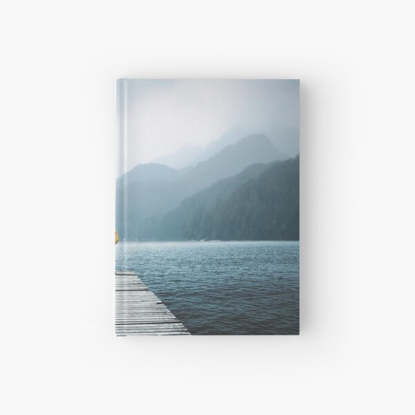 The Day The Thunder Arrived Hardcover Journal