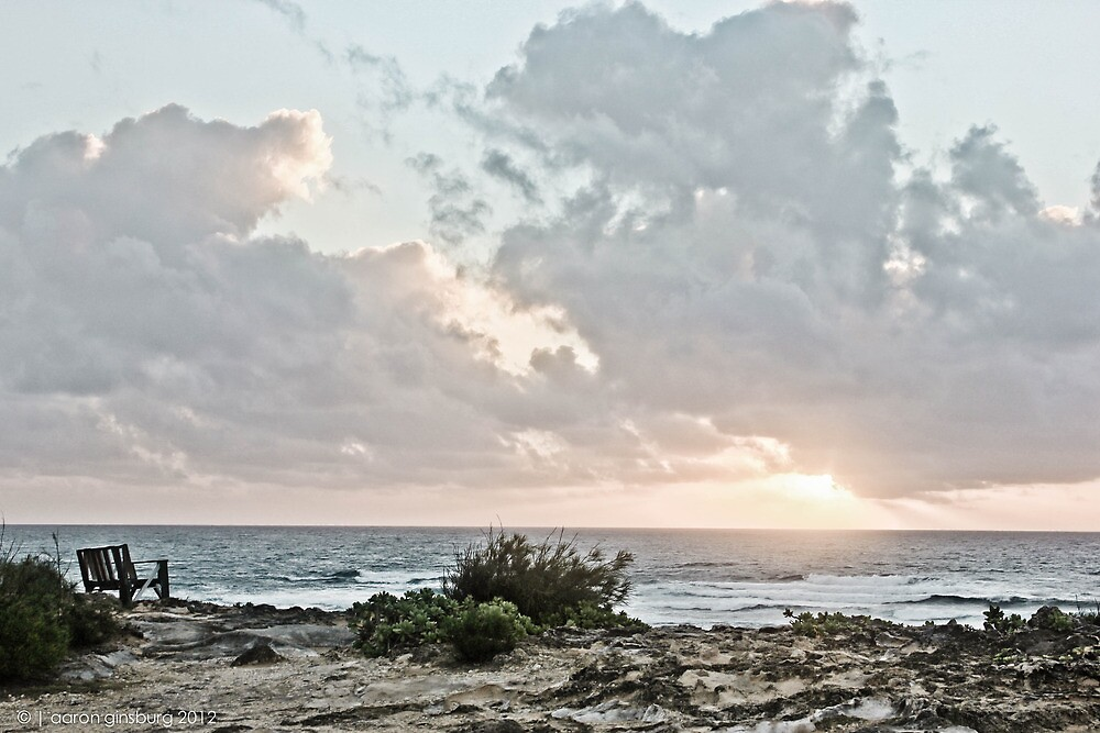 Dawn at Shipwreck Rock by DrLawyercop