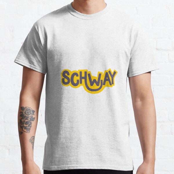 Schway The Flash Camiseta clásica
