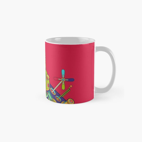 Vervet Monkey Classic Mug