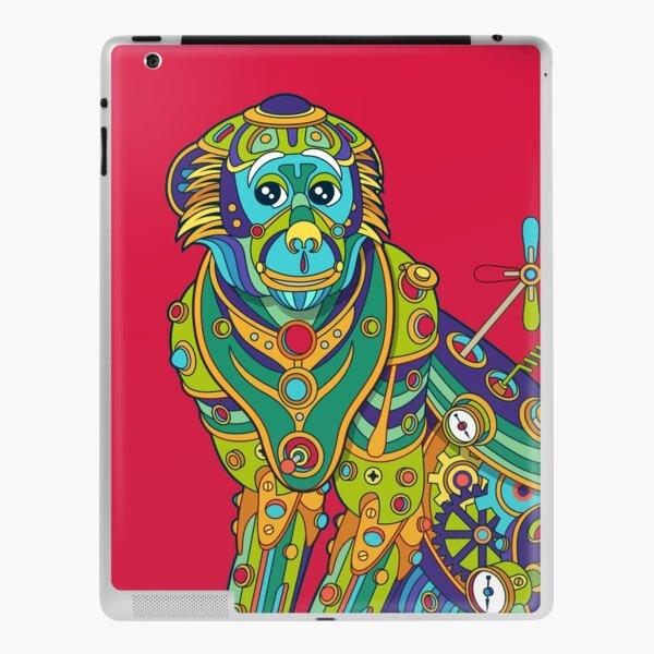 Vervet Monkey iPad Skin