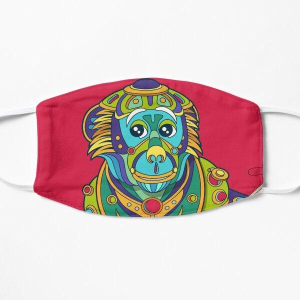 Vervet Monkey Flat Mask