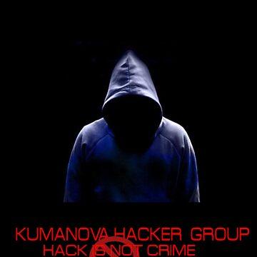 KUMANOVA HACKERS TEAM by donarti