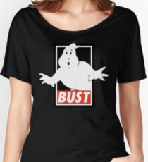 Obeybusters Women's Relaxed Fit T-Shirt