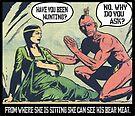 Classic Comic- My Sweet Bear Meat Jokes by tommytidalwave