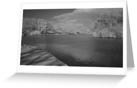 Infra Red Water by Northernsouluk