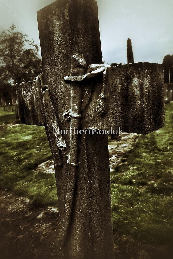 Forgotten Soldier by Northernsouluk