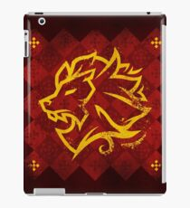 House Lannister - Game of Thrones iPad Case/Skin