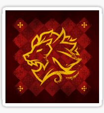 House Lannister - Game of Thrones Sticker