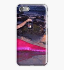 Lantern Mermaid iPhone Case/Skin