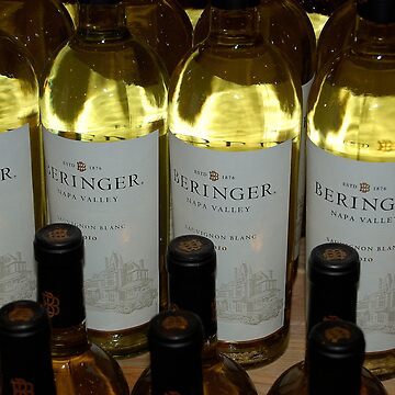 The Napa Valley Beringer's  by davesdigis