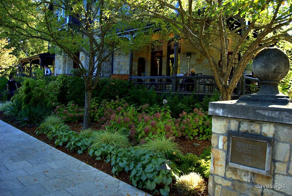 The Beringer's Estate by davesdigis