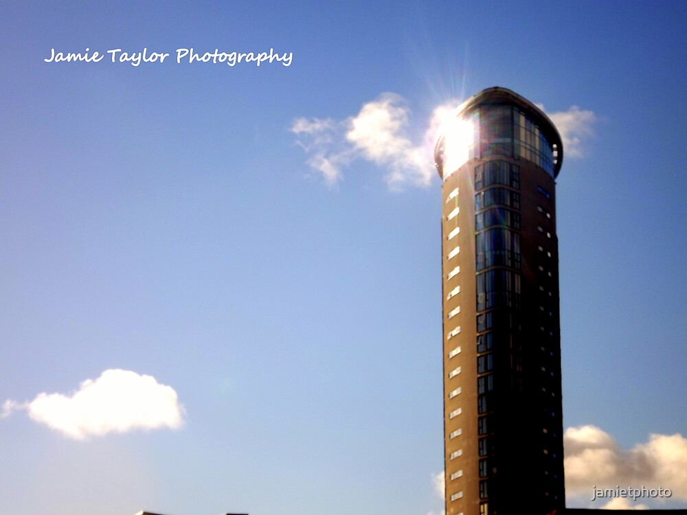 tower shine by jamietphoto