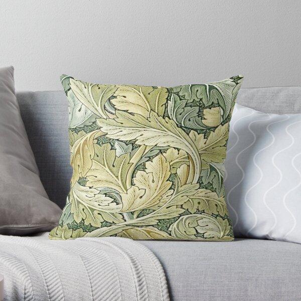 William Morris,Jugendstil, Original,Agathus,wallpaper.vintage,belle poque,elegant,chic,beautiful,pattern Dekokissen
