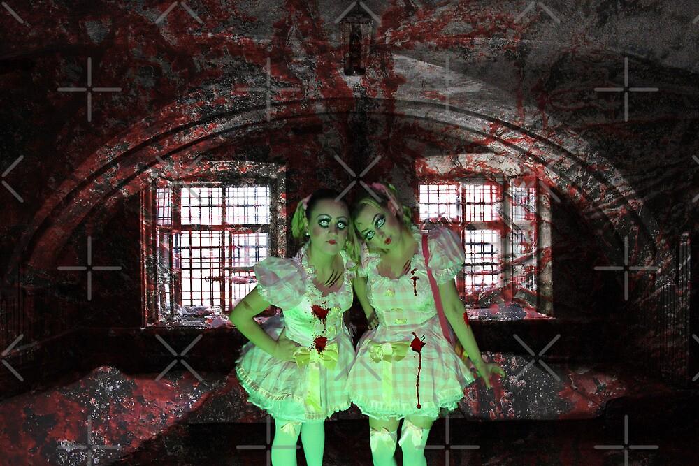 the asylum by gruntpig