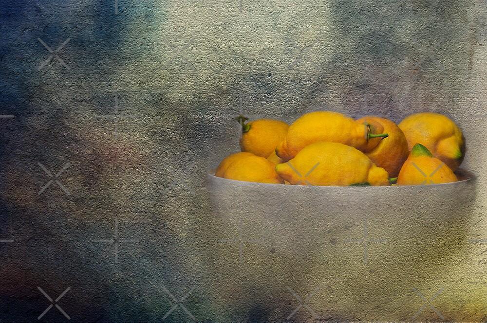 Lemon in a jar by marina63