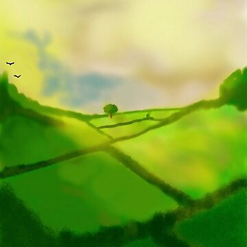 Green Pastures by 13thstreet