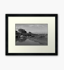 Blakeney, Norfolk Framed Print