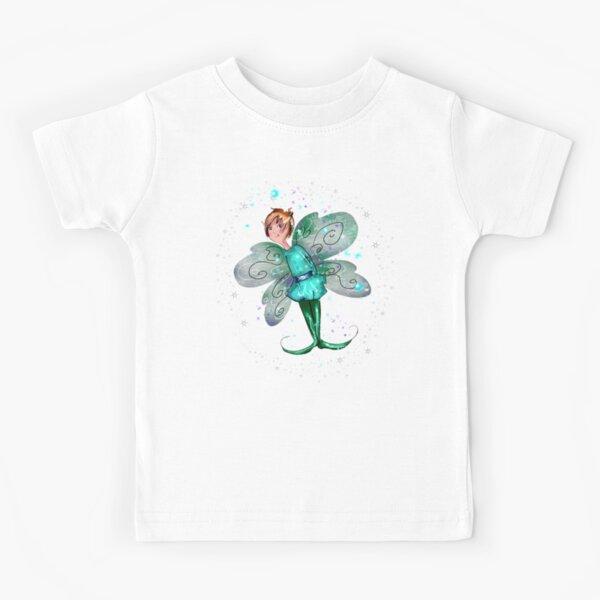 Brokk The Boy Fairy™ Kids T-Shirt