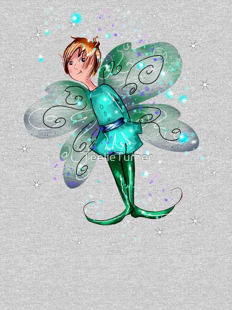 Brokk The Boy Fairy™ by TeelieTurner