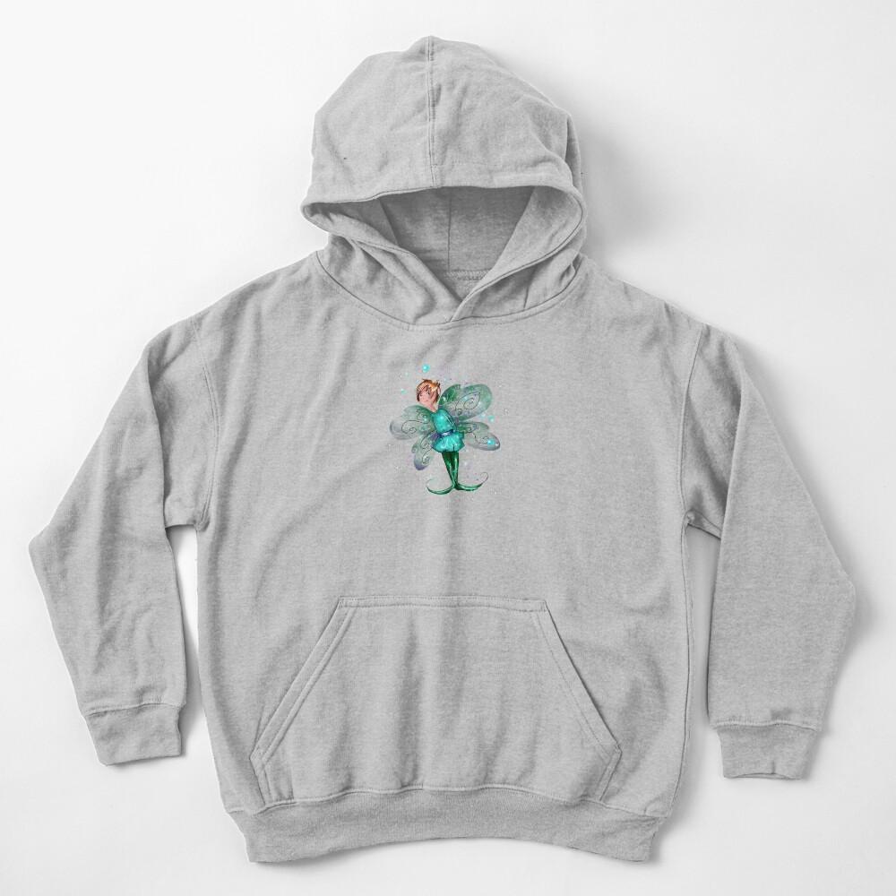 Brokk The Boy Fairy™ Kids Pullover Hoodie