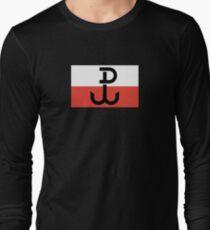 Flag of the Polish Underground State, 1939-1945 T-Shirt