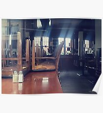Alibi Room: Posters | Redbubble