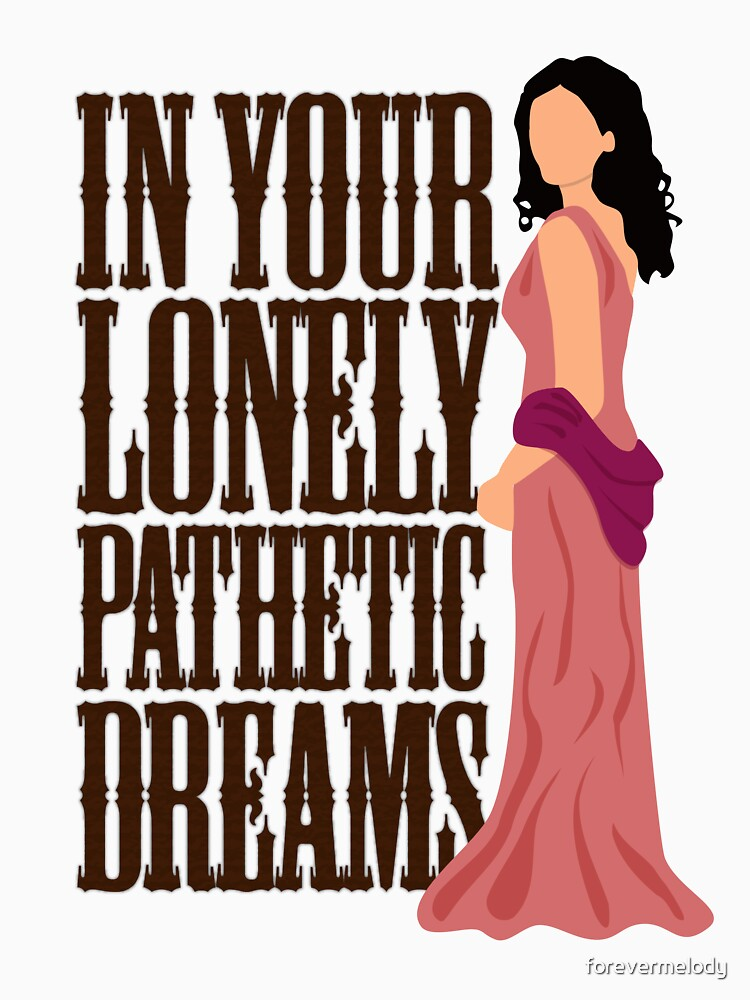 Inara: In Your Lonely Pathetic Dreams by forevermelody
