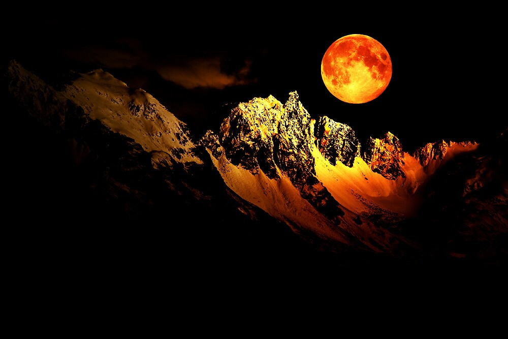 Moonlight Madness by mcornelius