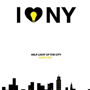 Help Light Up The City by HelpNewYorkers