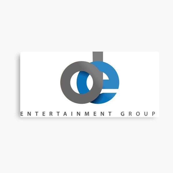 D&E Entertainment Group Metal Print