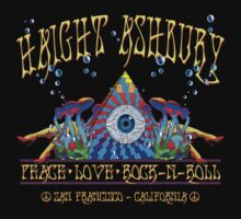 Haight Ashbury | Unisex T-Shirt