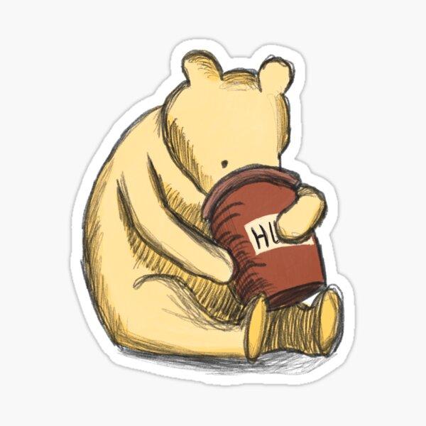 Hunny Bear Sticker