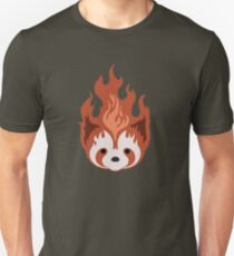 Legend of Korra: Fire Ferrets Pro Bending Emblem - no text T-Shirt