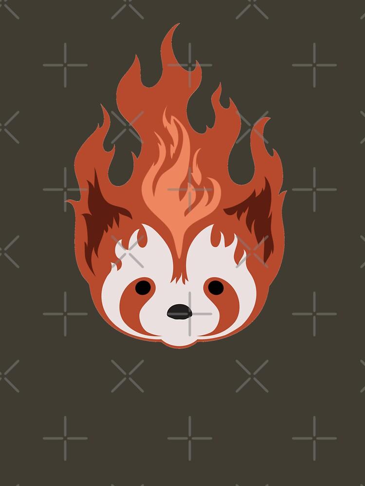 TShirtGifter presents: Legend of Korra: Fire Ferrets Pro Bending Emblem - no text | Unisex T-Shirt
