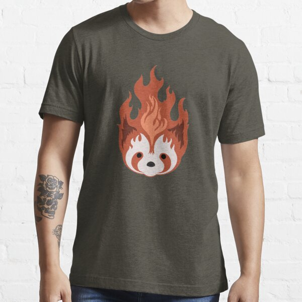 Legend of Korra: Fire Ferrets Pro Bending Emblem - no text Essential T-Shirt