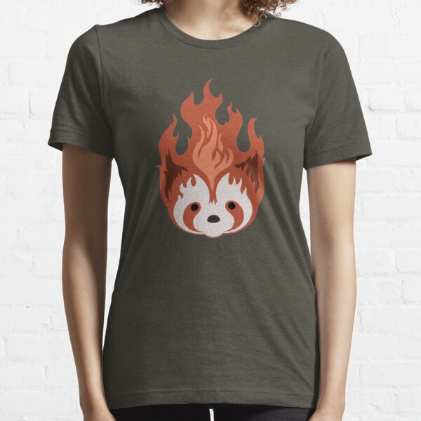 Legend of Korra: Fire Ferrets Pro Bending Emblem - no text Essential T-Shirt