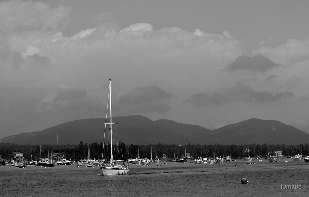 Bass Harbor by lumiwa