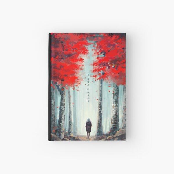 화양연화 - Dead Leaves Hardcover Journal