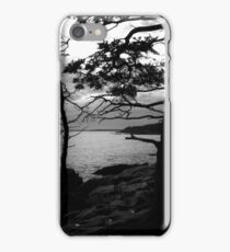 Acadia Silhouettes iPhone Case/Skin