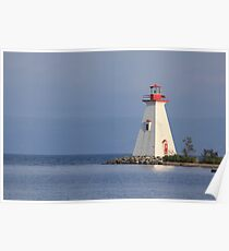 Lighthouse - Cape Breton NS, Canada Poster