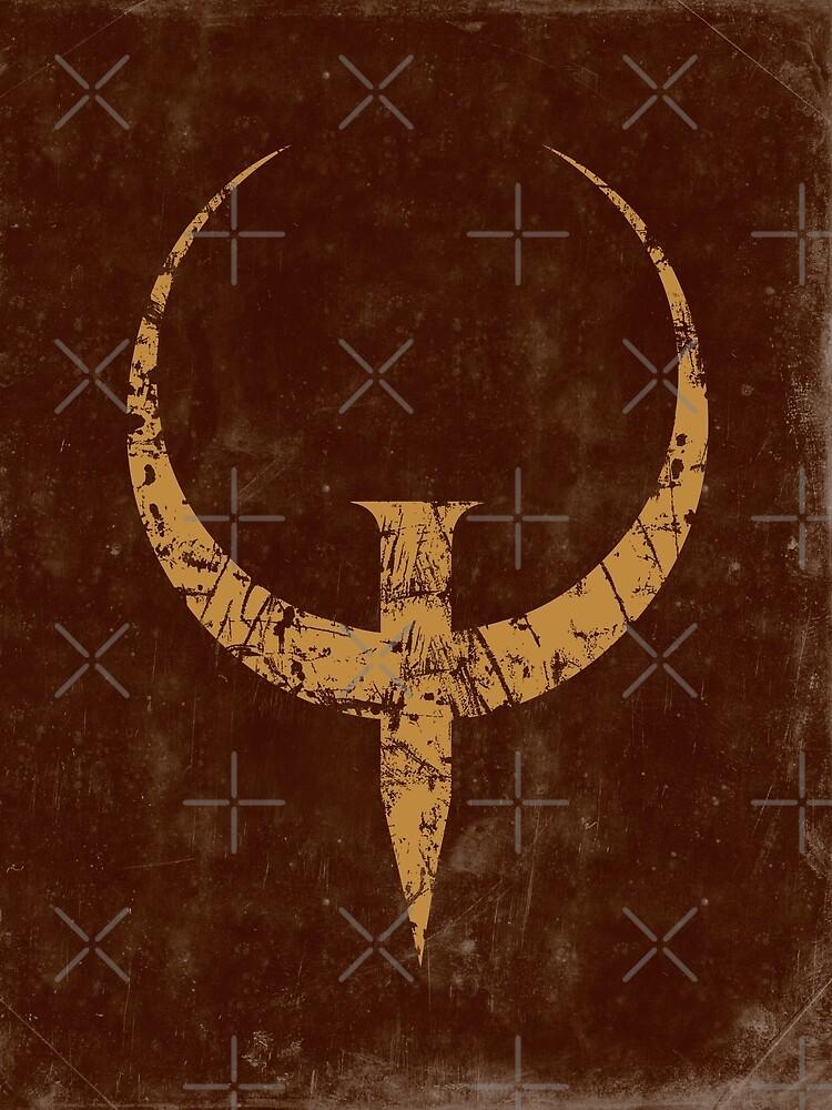 Quake - Bronze by RemusCB