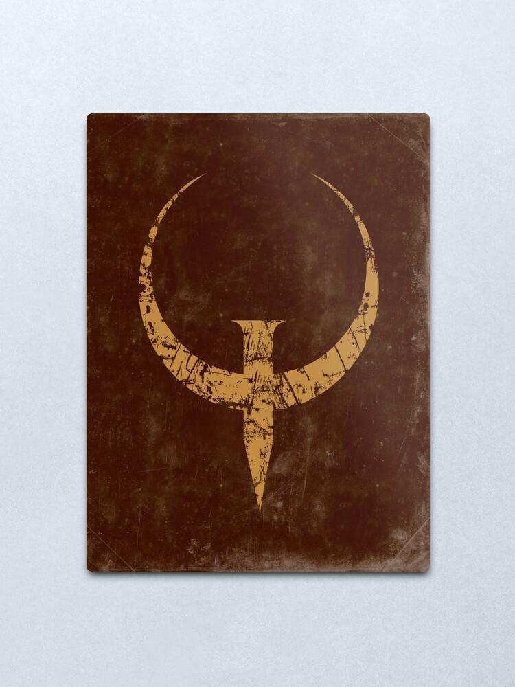 Alternate view of Quake - Bronze Metal Print