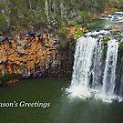 Dangar Falls by Darren Stones