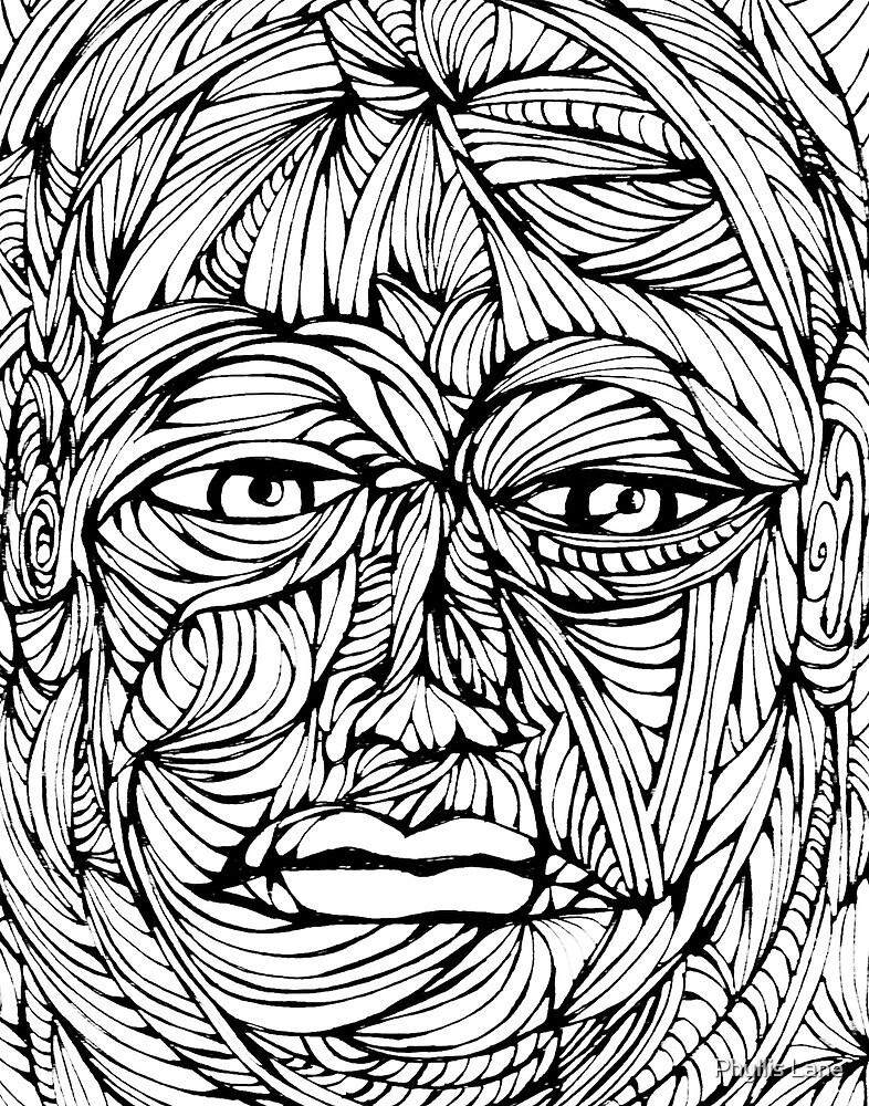 Indigenous by Phyllis Lane