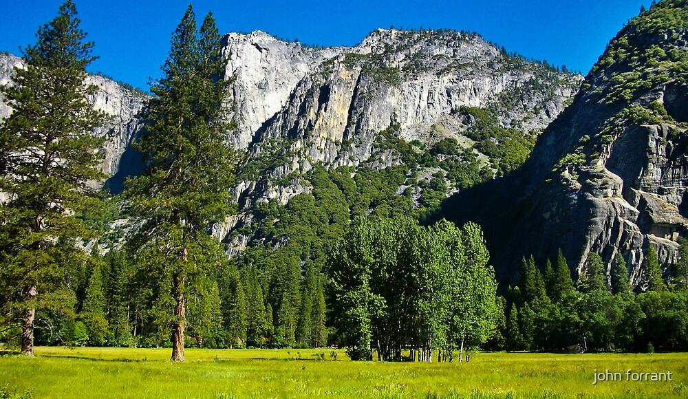 Yosemite NP by john forrant
