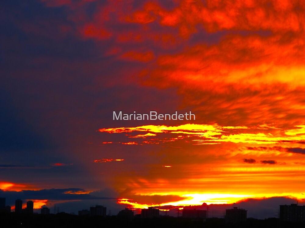 Sun mantra by MarianBendeth