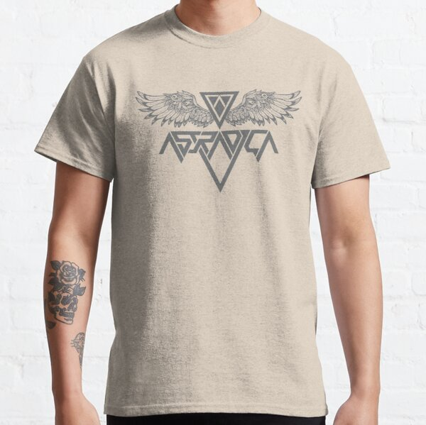 Astradica bandlogo with wings Classic T-Shirt