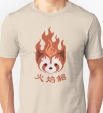 Legend of Korra: Fire Ferrets Pro Bending Emblem Unisex T-Shirt